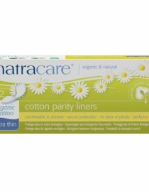 Natracare Cotton Panty Liners - Ultra Thin 22 Adet