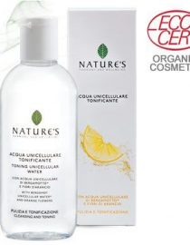 Natures Acque Toning Unicellular Water 200 ml
