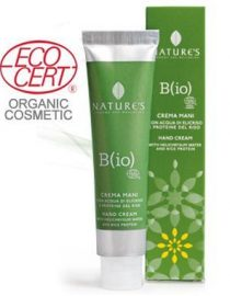 Natures Bio Hand Cream 50 ml