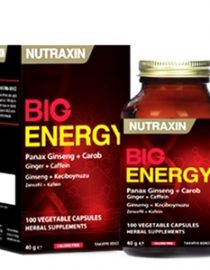 Nutraxin Bigenergy 100 tablet 40gr