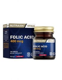 Nutraxin Folic Acid 100 Tablet