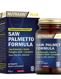 Nutraxin Plus Saw Palmetto Formula 60 Tablet
