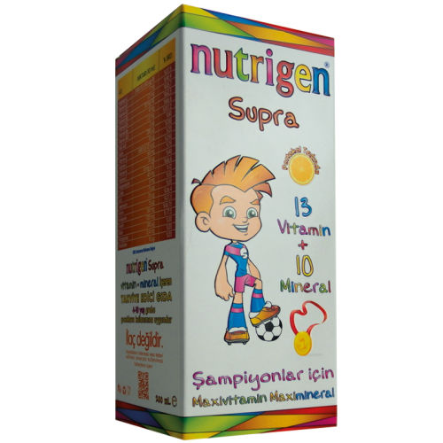 Nutrigen supra Şurup 200mL