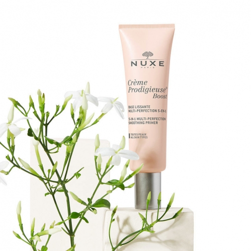 Nuxe Crème Prodigieuse Boost 5-in-1 Multi-Perfection Smoothing Primer 30 ml - Thumbnail