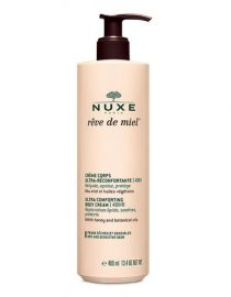 Nuxe Reve de Miel Ultra Comforting Body Cream 48HR 400 ml