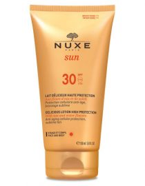 Nuxe Sun Lait Delicieux Protection Spf30 150ml