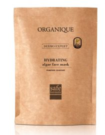 Organique Algae Mask With Pumpkin&Glucose 50gr