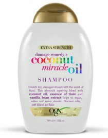 Organix Coconut Miracle Oil Shampoo 385ml