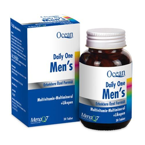 Orzax Ocean Daily One Mens 30Tablet