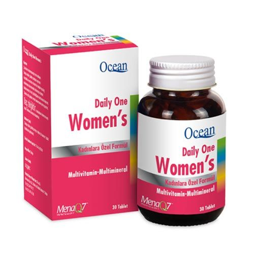 Orzax Ocean Daily One Womens 30Tablet