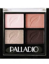 Palladio Eyeshadow Quads 5g