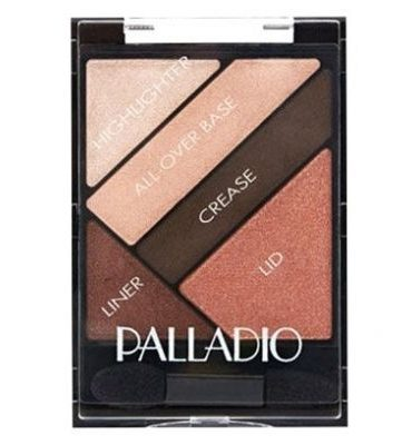 Palladio Silk FX Eyeshadow 2.6g