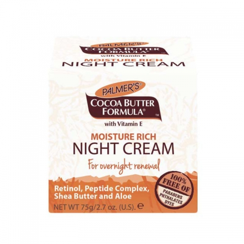 Palmers Cocoa Cutter Formula Night Cream 75 GR