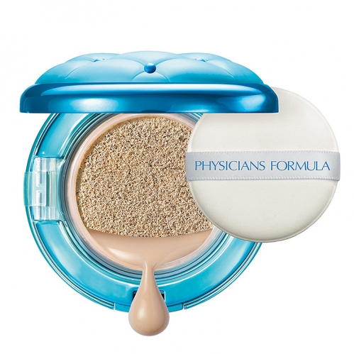 Physicians Formula Mineral Wear Talc-Free All-in-1 ABC Cushion Foundation SPF 50 14ml - Thumbnail