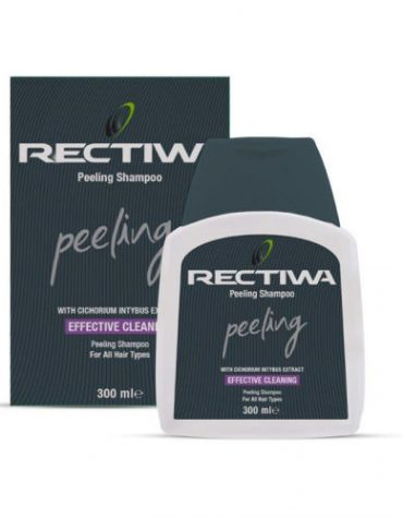 Rectiwa Effective Cleaning Peeling Shampoo 300ml
