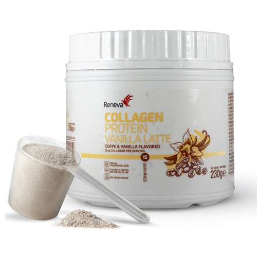 Reneva Collagen Protein Vanilla Latte 230 gr