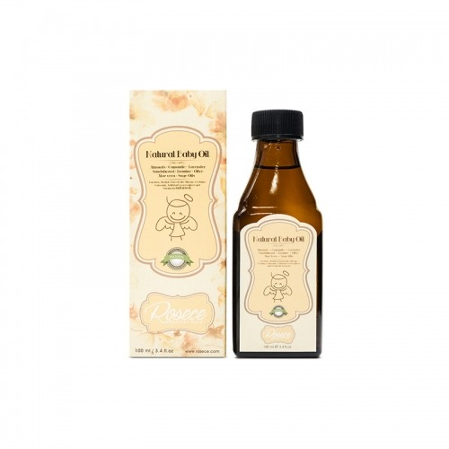 Rosece Natural Baby Oil 100 ml
