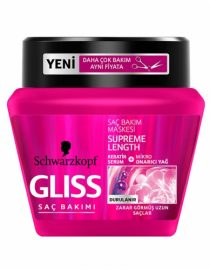 Gliss Supreme Length Maske 300 ml
