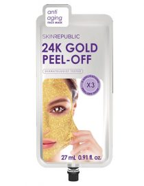 Skin Republic 24K Gold Peel-Off Face Mask 25 ml