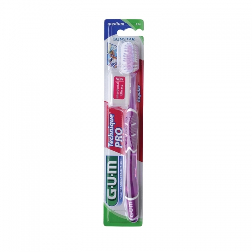 Sunstar Gum Technique PRO Medium Diş Fırçası