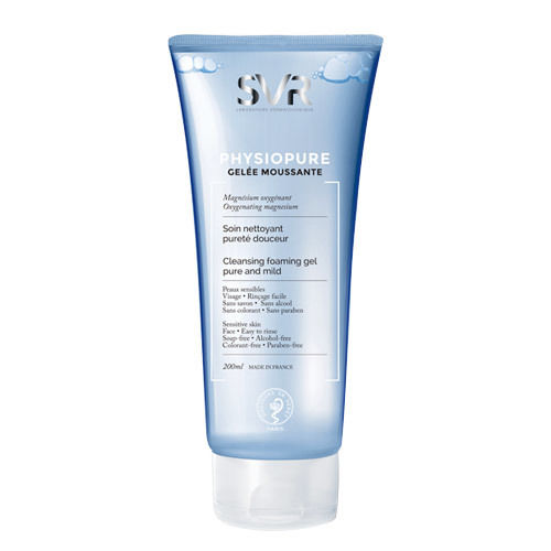 Svr Physiopure Cleansing Foaming Gel 200 ml