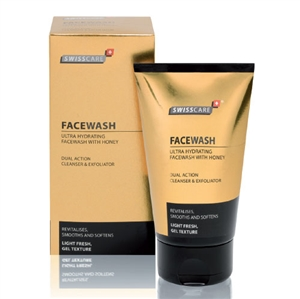 Swisscare Ultra Hydrating Face Wash With Honey 150ml