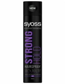 Syoss Strong Hold Sprey 400 ml