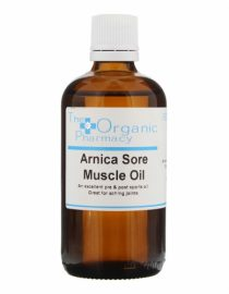 The Organic Pharmacy Arnica Sore Muscle Oil 100ml