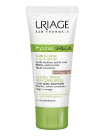 Uriage Hyseac 3-REGUL Global Tinted Skin Care SPF30 40ml