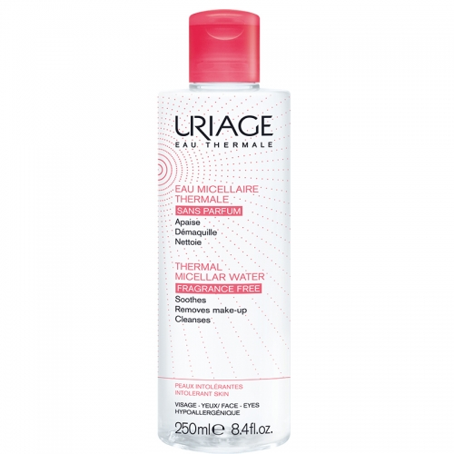 Uriage Micellaire Thermale Water Skin Prone To Redness 250ml