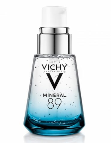 Vichy Mineral 89 Mineralizing Water + Hyaluronic Acid 30 ml Serum