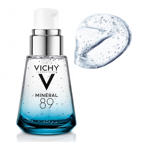 Vichy Mineral 89 Mineralizing Water + Hyaluronic Acid 30 ml Serum - Thumbnail