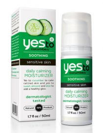 Yesto Cucumbers Daily Calming Moisturizer 50ml