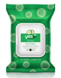 Yesto Cucumbers Hydrating Wipes 30pcs