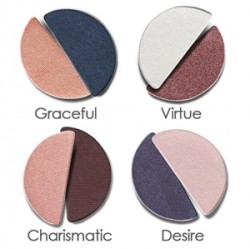 Youngblood Perfect Pair Mineral Eyeshadow Duos 2.16gr - Thumbnail