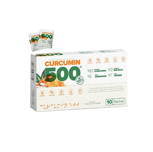 Curcumin 500 Herbal Food Altin Yogurt Kuru 1 1 Curcumin 500 Herbal Food Altın Yoğurt Kürü 10 Şase x 6 gram Dermologue