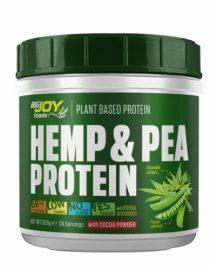 Bigjoy Foods Hemp Pea Protein Çikolata 528 gr