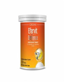 Orzax Efervit Defence C Vitamin 10 Tablet