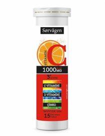 Sorvagen Vitamin C Plus 1000 mg ( C Vitamini + D Vitamini + Çinko)