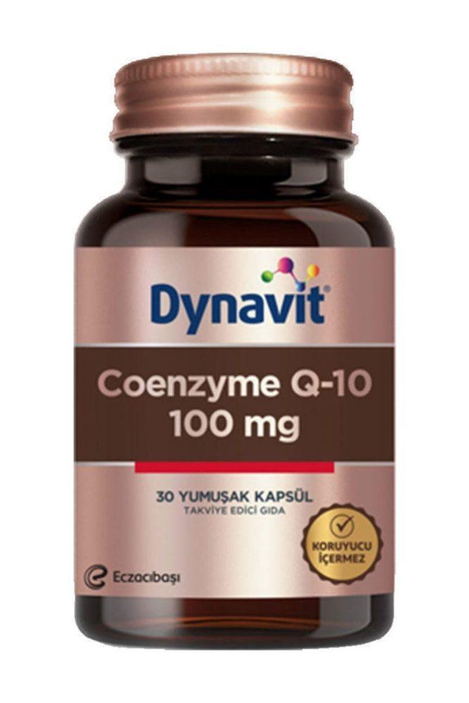 dynavit coenzyme q 10 100 mg 30 yumusak kapsul 2167 Dynavit Coenzyme Q-10 100 mg 30 Yumuşak Kapsül Dermologue