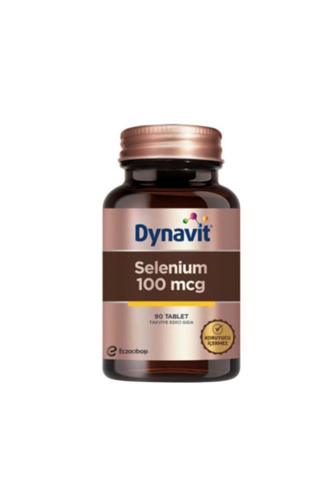 dynavit selenium 100 mcg 90 tablet 3370 Dynavit Selenium 100 mcg 90 Tablet Dermologue