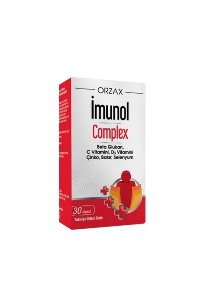 imunol complex 30 kapsul 2032 İmunol Complex 30 Kapsül Dermologue