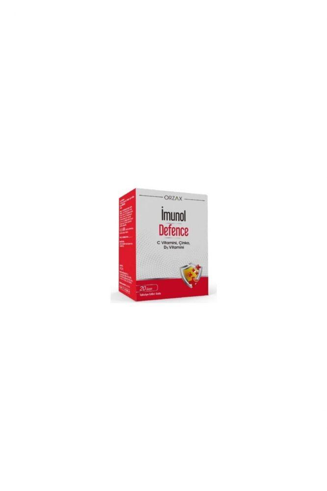 imunol defence 20 sase 3371 İmunol Defence 20 Şase Dermologue