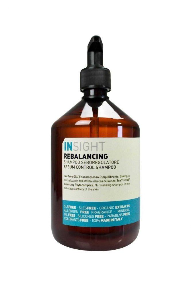 insight rebalancing sebum yagli saclar icin 400 ml sampuan 3550 İnsight Rebalancing Sebum Yağlı Saçlar İçin 400 ml Şampuan Dermologue