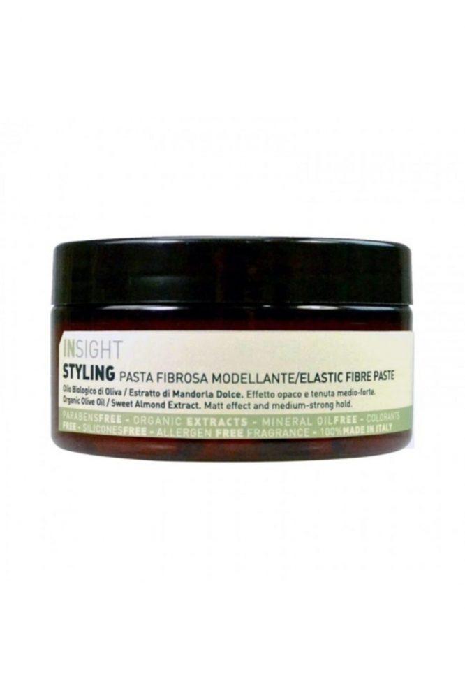 insight styling fibre paste mat sac sekillendirici wax 90ml 3546 İnsight Styling Fibre Paste Mat Saç Şekillendirici Wax 90ml Dermologue