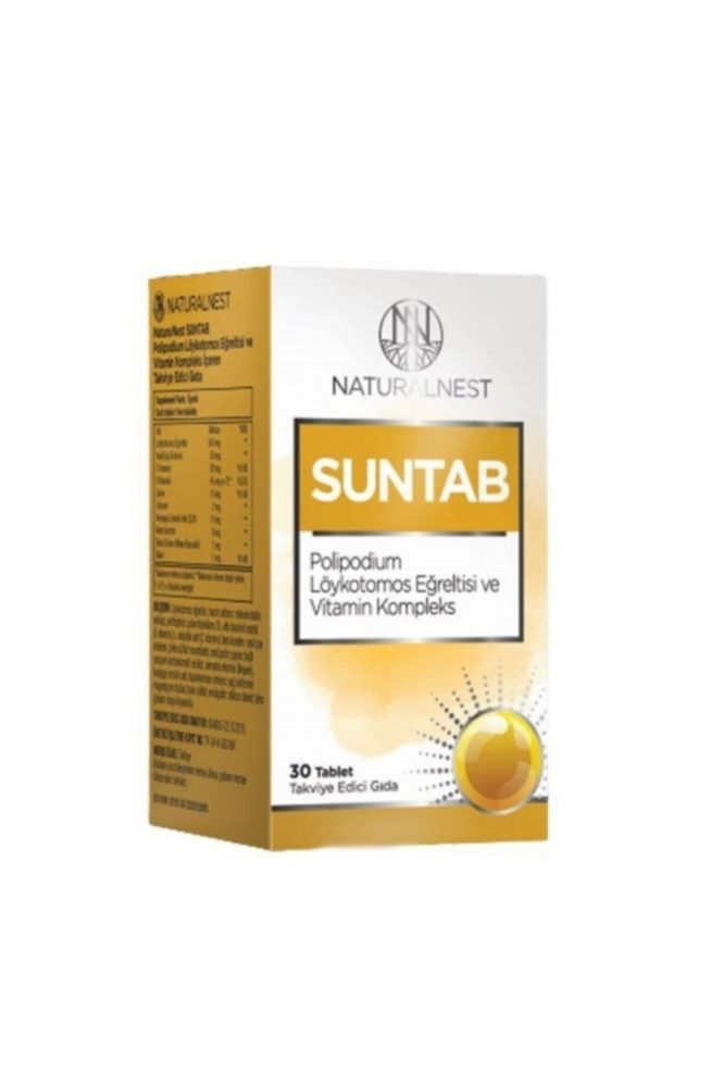 natural nest suntab 30 tablet 3084 Natural Nest Suntab 30 Tablet Dermologue