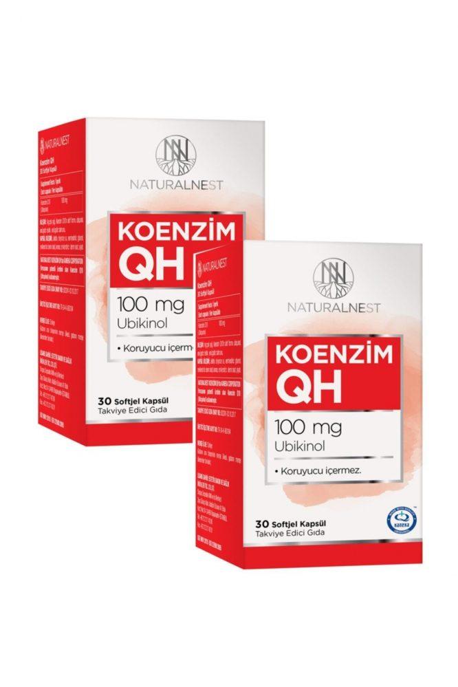 naturalnest koenzim qh 30 softjel kapsul 2 kutu 3178 Naturalnest Koenzim Qh - 30 Softjel Kapsül 2 Kutu Dermologue