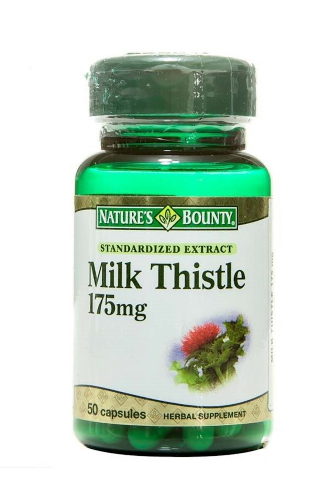 nature s bounty milk thistle 175 mg 50 kapsul 2885 Nature's Bounty Milk Thistle 175 mg 50 Kapsül Dermologue