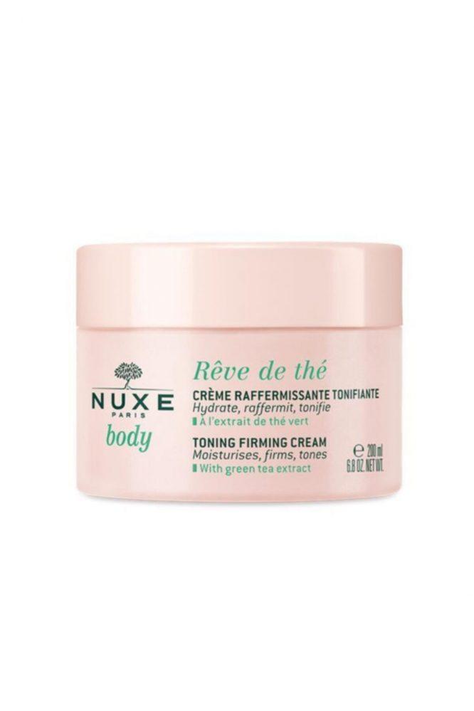 nuxe body reve de the toning firming cream 200 ml 3538 Nuxe Body Reve De The Toning Firming Cream 200 ml Dermologue