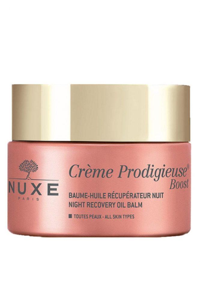 nuxe cream prodigieuse boost baume huile nuit 50 ml 3524 Nuxe Cream Prodigieuse Boost Baume Huile Nuit 50 ml Dermologue